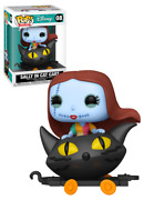 Funko Pop Train Nightmare Before Christmas - Sally In Cat Cart 3.75 Inches