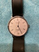 Nomos Tangomat Datum Automatic - Ref 602 - With Original Box And Papers