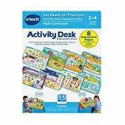 Vtech Touch And Learn Activity Desk Deluxe Expansion Pack - Get Ready For
