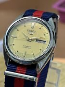 Lot 50 X Genuine Seiko Automatic Watches Day Date Excellent Condition