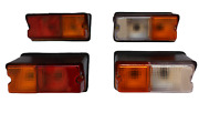 Front And Rear Combination Light Set Fit For Sonalika Indofarm Universal Tractor