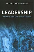 Leadership Theory And Practice By Peter G Northouse 9781544397566   Brand New