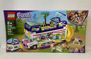 Lego 41395 Friends Friendship Bus Building Play Set New And Sealed