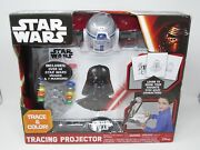 New Star Wars Trace And Color Tracing Projector Disney Tara Corp