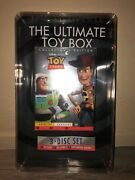 Toy Story The Ultimate Toy Box Collector's Edition Dvd 3 Disc Set New Sealed