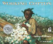 Working Cotton By Sherley Anne Williams 9780152014827 | Brand New