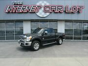 2013 Ford F-350 4wd Supercab 142 Lariat 2013 Ford Super Duty F-350 Srw Tuxedo Black Metallic With 84425 Miles Available