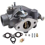 Carburetor Carb Carby Kit Fit For Ford Tractor 2n 8n 9n For 8n9510c, Tsx241b