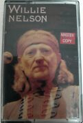 Extremely Rare Master Copy Willie Nelson Cassette A Song For You / Asst. Country