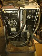 Used Snap-on Welder Mm140sl Muscle Mig Recently Used On Jeep. No Problem