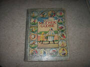 Ultra Rare Whitman Mother Goose Book From 1922