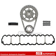 Timing Chain W/ Valve Cover Gasket Fits 96-98 Jeep Grand Cherokee Wrangler 4.0l