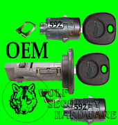 2002 Silverado Others Ignition Switch Lock Cylinder And Door Lock Set 2 Chevy Key