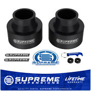 2.5 Front Leveling Lift Kit Spring Spacers For 1999-2004 Jeep Grand Cherokee Wj