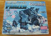 Zoids Liger Zero Panzer 041+cp21 1/72 Scale Rare Ems Only