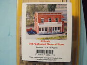 N Scale Old Fashioned General Store  By Northeastern 30024