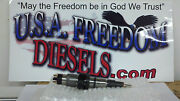 6 New Bosch Alloy Stainless Style 5.9l Dodge Ram Diesel Stock Injectors 03-04