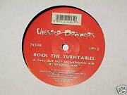 Chester Drawers Rock The Turntables 12 Record Hard