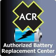 Acr 2898.42 Microfix Personal Locator Beacon Epirb Battery Replacement Service.