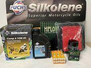 Honda Goldwing Gl1800 Service Kit 2001 To 2017 With Free Diff Oil