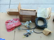 1960 Ford Galaxie See Clear Windshield Washer Kit For 6-cylinder Car Nos