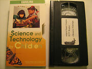 Vhs Tape Carolina Science And Technology For Children Weather 1998 [y30d3]