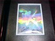 Spiderman Hologram Auto. By Stan Lee And Mark Bagley