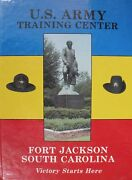 Yearbook Us Army Fort Jackson Sc Graduation October 12, 1995