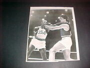 Joe Frazier Wins Gold Medal 1964 Olympic Orig. Type 2 Photo Very Rare