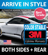 Precut Window Tint W/ 3m Color Stable For Lexus Is 300 01-05