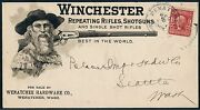 Winchester Repeating Rifles, Shotguns And Single Shot Rifles Used Cover Hv4739