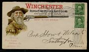 Winchester Repeating Rifles, Shotguns Advertising Cover Used Multi-color Bq1481
