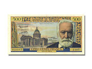[22835] France 500 Francs 500 F 1954-1958 And039and039victor Hugoand039and039 1958 Km 133b...