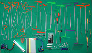Pdr 212 Piece Paintless Dent Removal Tool Set 304 Stainless Steel Made In Usa.