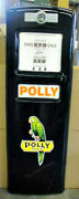 New Polly Gas Pump Front Door Display Oil Replica Reproduction - Free Shipping