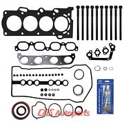 98-99 Corolla Prizm 1.8l Engine Full Gasket Set And Gasket Silicone And Bolts 1zzfe
