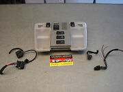 140 S500 S320 S600 S420 Dome Light Sun Roof Switch Gray