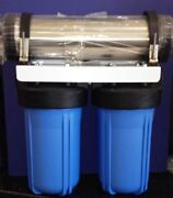 Oceanic 600 Gpd Hydroponic Workhorse Reverse Osmosis Water Filter System Sxs10c