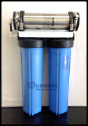 Oceanic Workhorse Hydroponic Reverse Osmosis Water Filter System 600 Gpd Ro