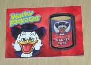 2013 Topps Wacky Packages Ans11 Series 11 Patch Quacker Oats