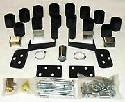 Performance Accessories 60123 3 Body Lift Kit For 04-05 Dodge Ram 1500