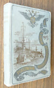 Russian Imperial Navy Count Stroganov Management Capital Commission Book 1913
