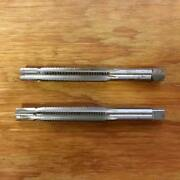 Bicycle Pedal Taps 1/2 Inch Fits Schwinn Stingray Bikes Others Nos