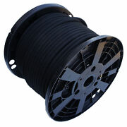 Usa 1/2 X 250and039 Bungee Cord Shock Cord Bungie Cord Marine Grade Stretch Cord Blk