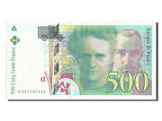[202707] France 500 Francs 500 F 1994-2000 And039and039pierre Et Marie Curieand039and039 1995
