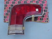 1971 1972 1973 Plymouth Cricket Nos Left Tail Lamp 71243941 Lucas