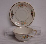 Belle Fine China Bird Of Paradise Bfb4 Cup And Saucer Set - More Items Available