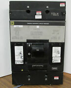 Square D Mhl3612001386 Breaker 1200 Amp 3 Pole W/aux Switch And Shunt Trip Vf-03