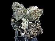 2,2lbs Loellingite And Arsenopyrite Are Symbiotic Mineral From Huanggang,china