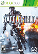 Battlefield 4 Xbox 360, 2013 Brand New And Sealed